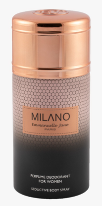 Picture of Milano for Women - Perfume Deodorant Spray 250ml