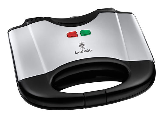 Picture of Russell Hobbs 2-Portion Sandwich Toaster - Stainless Steel
