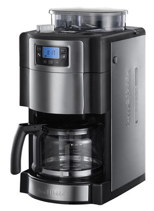 Picture of Russell Hobbs 20060-65 Coffee Machine Buckingham-20060-56, Black