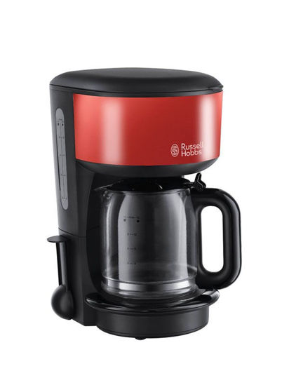 Picture of Russell Hobbs 20131 Filter Coffee Maker Flame Red