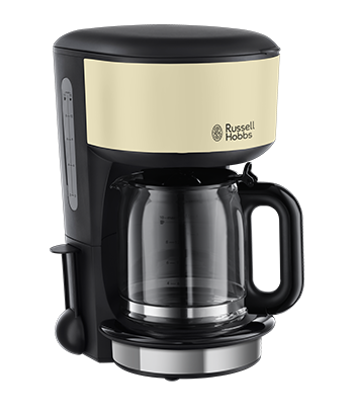 Picture of CLASSIC CREAM COFFEE MAKER