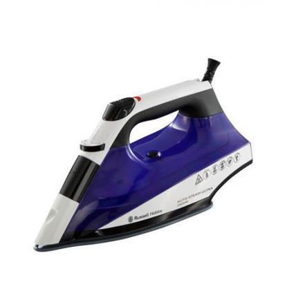 Picture of Irons Russell Hobbs AutoSteam Ultra 22523-56, 2400 W, Ceramic soleplate, Anti-lime, Self-cleaning