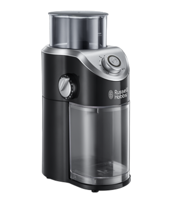 صورة Russell Hobbs 23120-56 Coffee Grinder from Russell Hobbs-23120-56, 1000 W, Black, Grey
