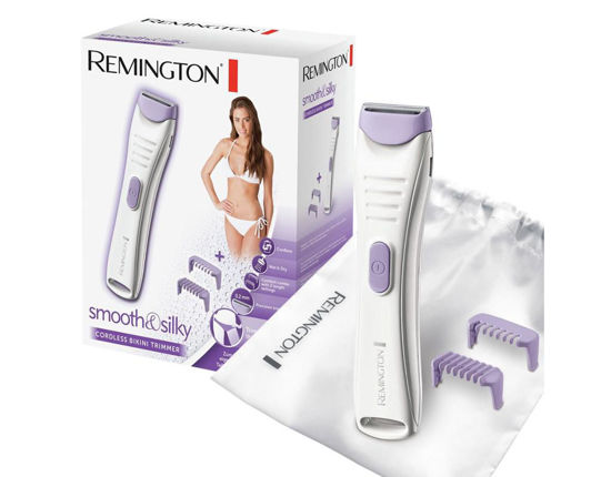 Picture of Remington BKT4000 Smoothy & Silky Cordless Bikini Trimmer