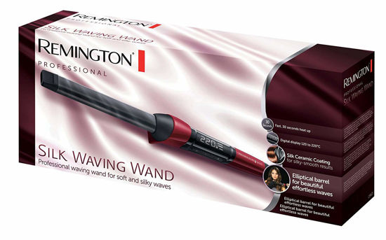 Picture of Remington CI96W1 Silk Curling Wand