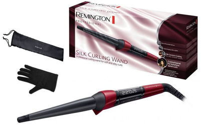 Picture of REMINGTON CI96W1 Professional Ceramic Silk Curling Wand