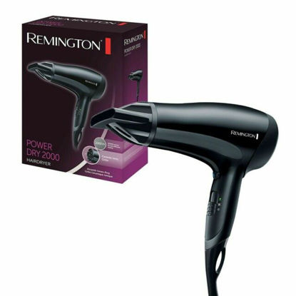 Picture of Remington  2000-Watt Ceramic Ionic Hair Dryer D3010