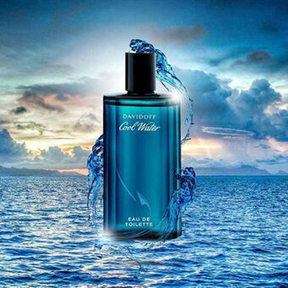 Picture of DAVIDOFF COOL WATER عطر مغري للرجال