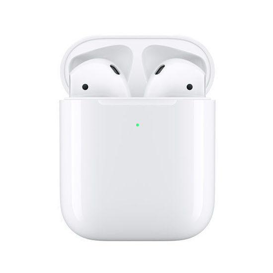 Picture of AirPods 2  Wire White