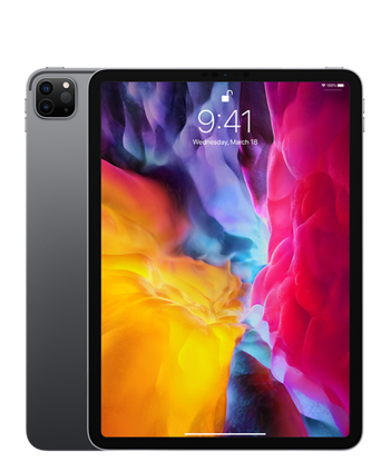 "Picture of iPad Pro 12.9"" (4th generation 2020)Wi-Fi + Cellular"