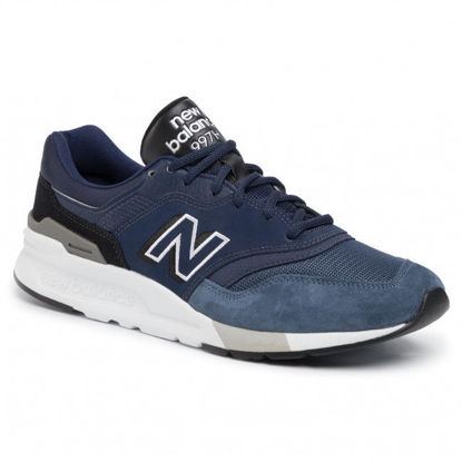 صورة NB Lifestyle Mens Shoes - CM997HEM (Navy Blue)