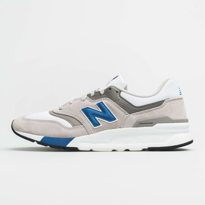 صورة NB Lifestyle Mens Shoes - CM997HEY (Grey /Blue)