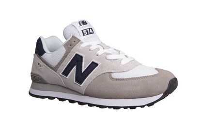 صورة NB Lifestyle Mens Shoes - ML574EAG (Gray, Blue)