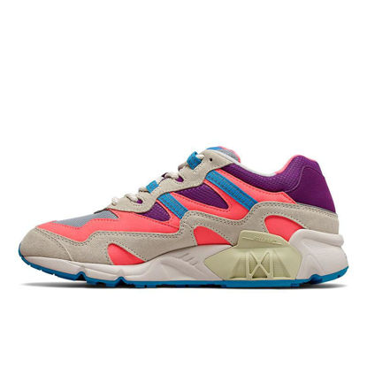 صورة NB Lifestyle Mens Shoes - ML850YSA (Bone/Pink/Blue)