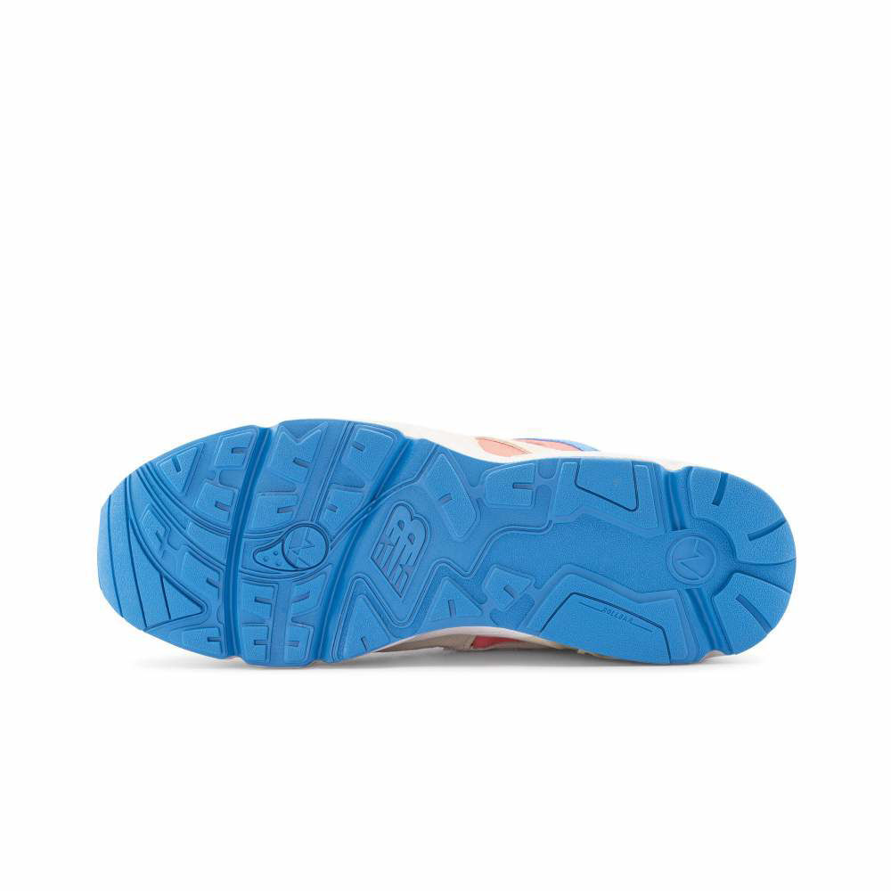 Picture of NB Lifestyle Mens Shoes - ML850YSA (Bone/Pink/Blue)