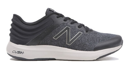 صورة NB Performance Mens Shoes - MARLXCR1 (Black with Magnet & Dark Silver Metallic)