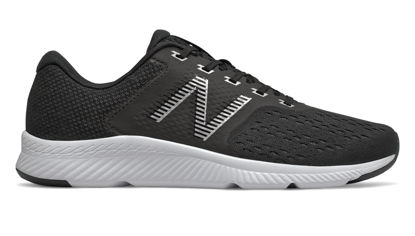 صورة NB Performance Mens Shoes - MDRFTLK1 (Black with Silver Metallic)