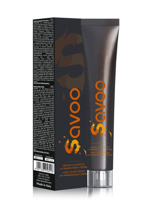 Picture of SAVOO Hair Color Cream with 108 Shades  100ml