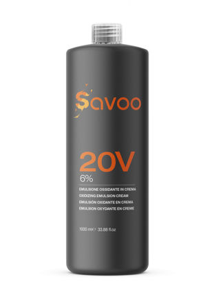 Picture of SAVOO Oxidizing Cream 20 Vol 6% 1000ml