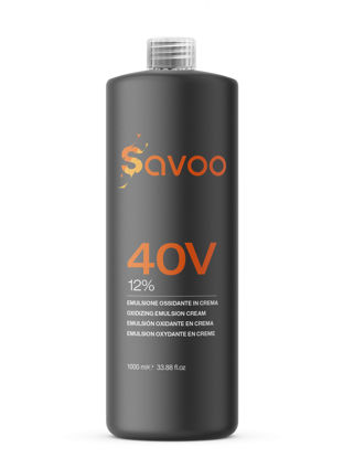 Picture of SAVOO Oxidizing Cream 40 Vol 12% 1000ml