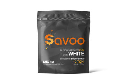 Picture of SAVOO Bleaching Powder White with Oil Extracts and Plex 500mg