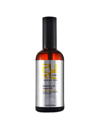 Picture of Morocco Argan Hair Oil Moisture Damage Repairing Hair Treatment 100ML -
