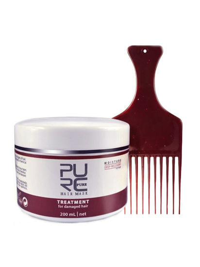Picture of Keratin Hair Mask For Damage Hair Protective Repair Treatment 200ML -