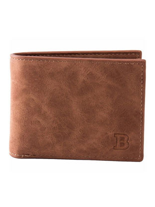 Picture of Men's Wallet Stylish Durable Classic Good Quality Large Capacity All Match Bag - Size: One Size