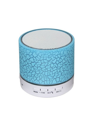 Picture of Speaker A9 Built In Microphone High Quality Sound Portable Wireless Bluetooth Speaker - Size: Free