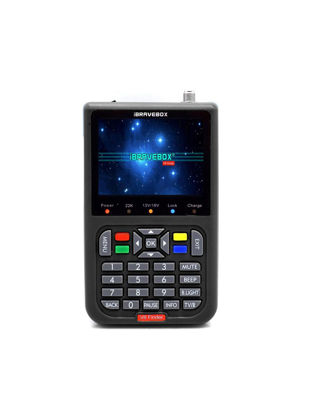 Picture of V8 Finder رسيفرDigital Satellite Finder With 3.5 Inch LCD Digital Display Digital Satellite Meter - Size: Type:EU