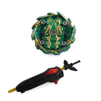 Picture of Spinning Top Burst Gyro GT Series Royal Dragon Belt Launcher Assembly Toy -