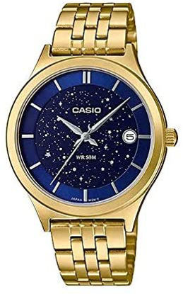 Picture of Casio Analog Dress Watch for Ladies LTP-E141G-2AVDF