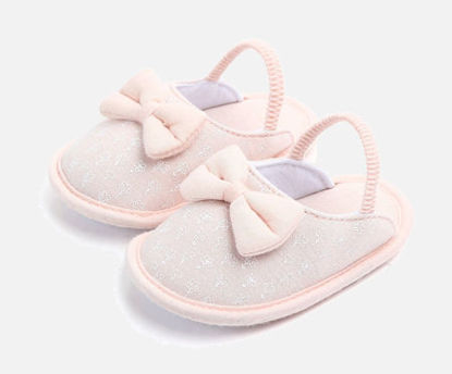 Picture of Baby's Pre-walker Shoes Cartoon Designed Comfy Soft Slippers