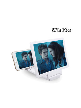 Picture of Mobile Phone Screen Amplifier 2 In 1 3D Video High-Definition Portable Phone Holder Phone Magnifier