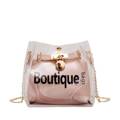 Picture of Women's Crossbody Bag Ladylike Leisure Letter Design Trendy Bag - One Size