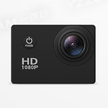 Picture of Action Camera 2.0 Inch IPS Screen Portable Camera For Windows  Mac