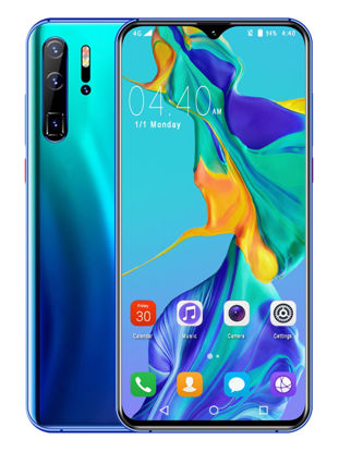 Picture of Huitton P30 Pro 6.3-Inch Android 8.0 2GB RAM 16GB ROM 5MP+8MP Mobile Phone EU Plug - Type:EU