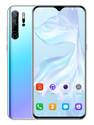 Picture of Huitton P30 Pro 6.3-Inch Android 8.0 2GB RAM 16GB ROM 5MP+8MP Mobile Phone EU Plug - Type:UK
