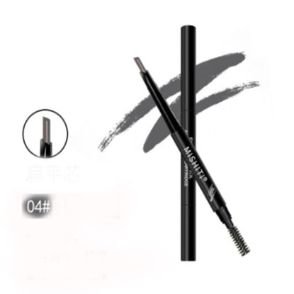 Picture of Women's Automatic Eyebrow Pencil Dual-ended Smooth Waterproof Brow Drawing Pen