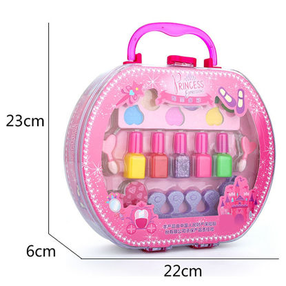 Picture of Girl's Pretend Play Toys Set Simulation Makeup Creative Toys