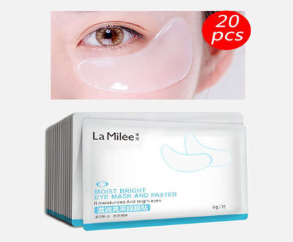 Picture of Brights Eyes Masks 20 pairs Fade Dark Circles Firming Skin Eyes Masks -