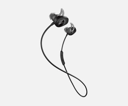 Picture of Bose SoundSport Wireless Sports Headphone Waterproof In Ear Earphone