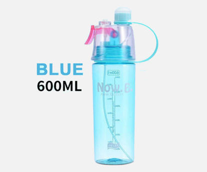 Picture of Drinking Bottle Creative Spray Cup Outdoor Cooling  Water Replenishing Bottle