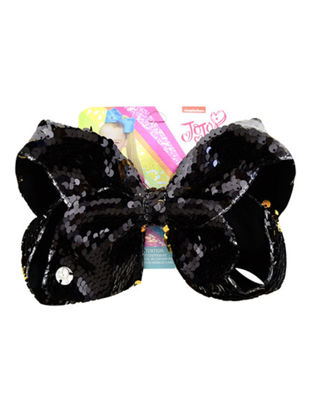 Picture of 1 Pc Girl's Hair Clip Bowknot Delicate Sequins Cute All Match Hair Accessory -Size: One Size