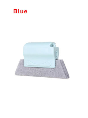 Picture of 1Pc Kitchen Bathroom Groove Scouring Pad Door Window Track Cleaning Sponge Brush -Size: One Size