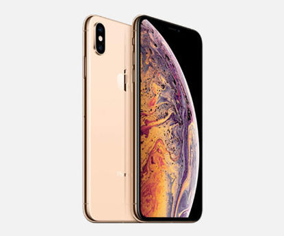 صورة iphone Xs Max Arabic  256 - Gold - 1SIM