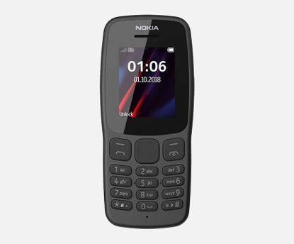 صورة Nokia 106 Single Sim