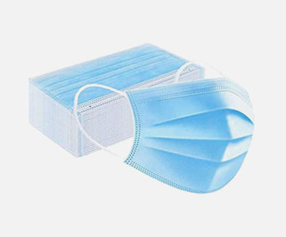 Picture of 3-Ply Face Mask (50 Piece)