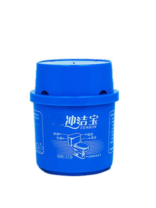 Picture of Deodorant Home Use Blue Pine Aroma Toilet Cleaner
