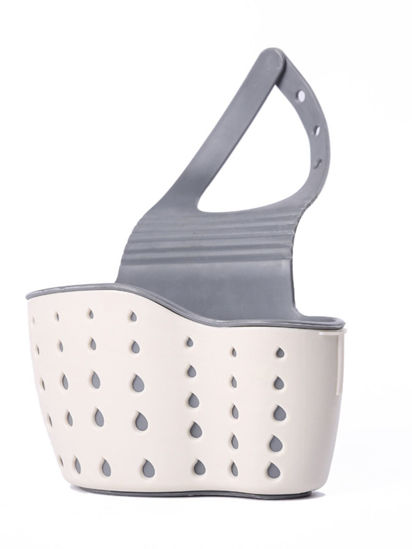 Picture of Kitchen Drainer Multifunctional Hollowed Out Small Storage Basket